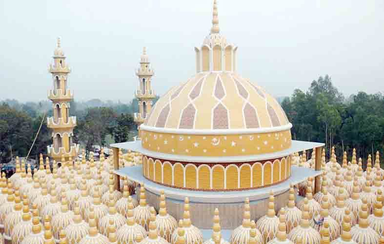 201 gombuj mosque
