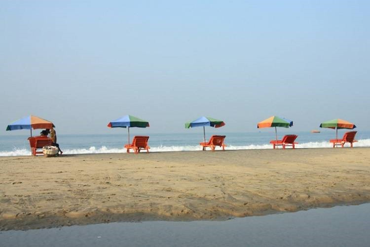 Sugandha Sea Beach