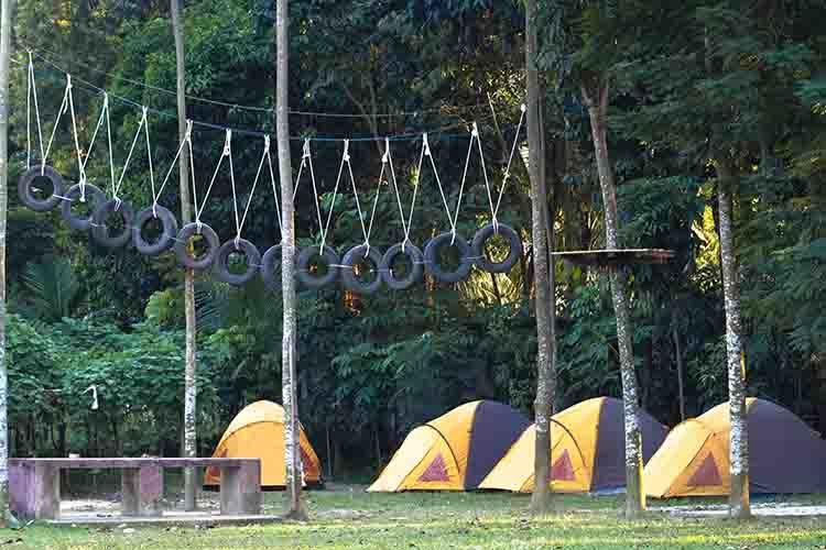 the base camp bangladesh