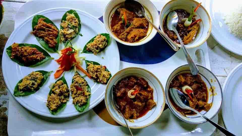 Begum rokeya resturant foods