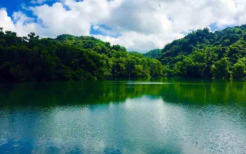 Nilambar lake of harinmara