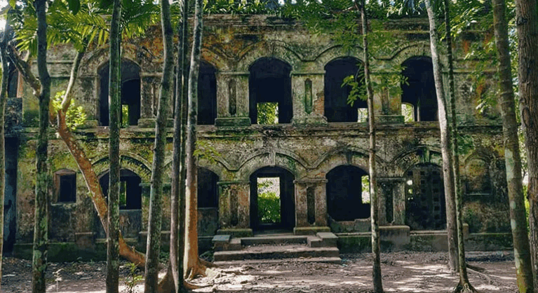 Kirtipasha Jamidar Bari