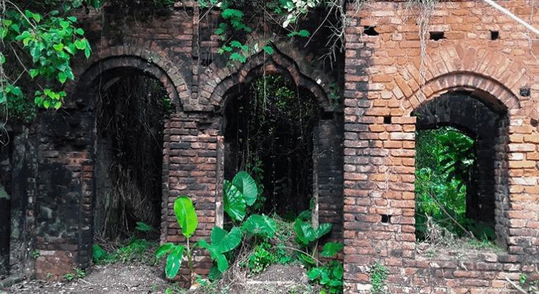 Mithapur Zamider Bari