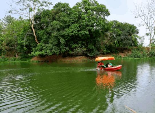 Naikhongchari Upaban Porjoton Lake