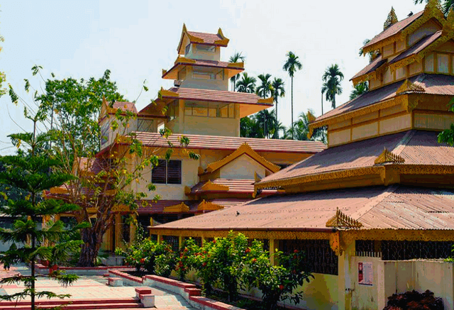 Ramu Buddhist Bihar
