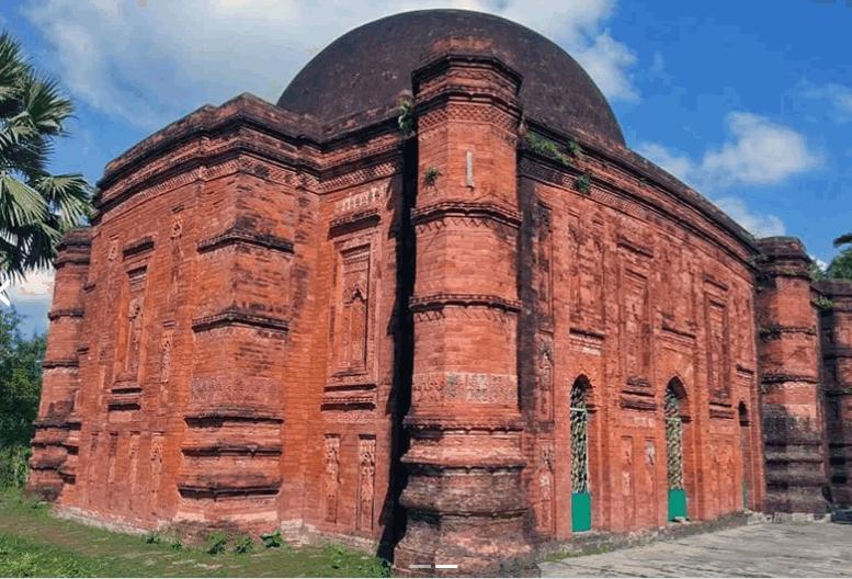 hankor Pasha Shahi Masjid