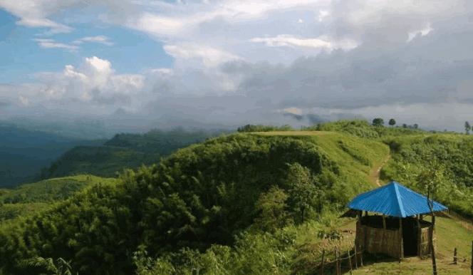 Tajingdong Hill