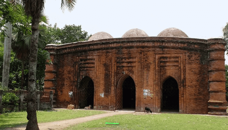9 dome mosque