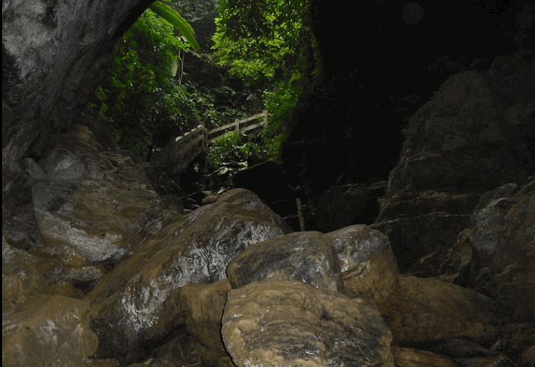 Alutila Cave