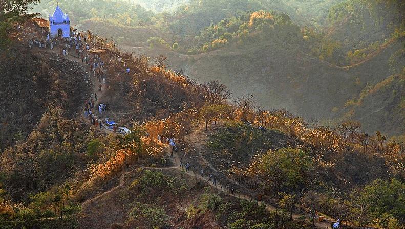 Chandranath Pahar