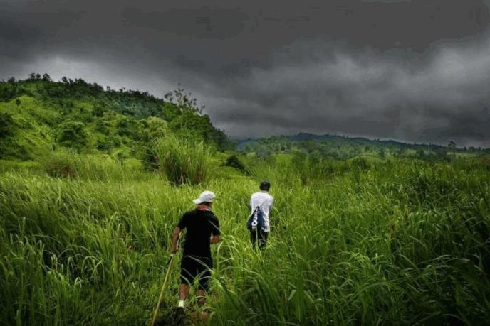 Dumlong Hill