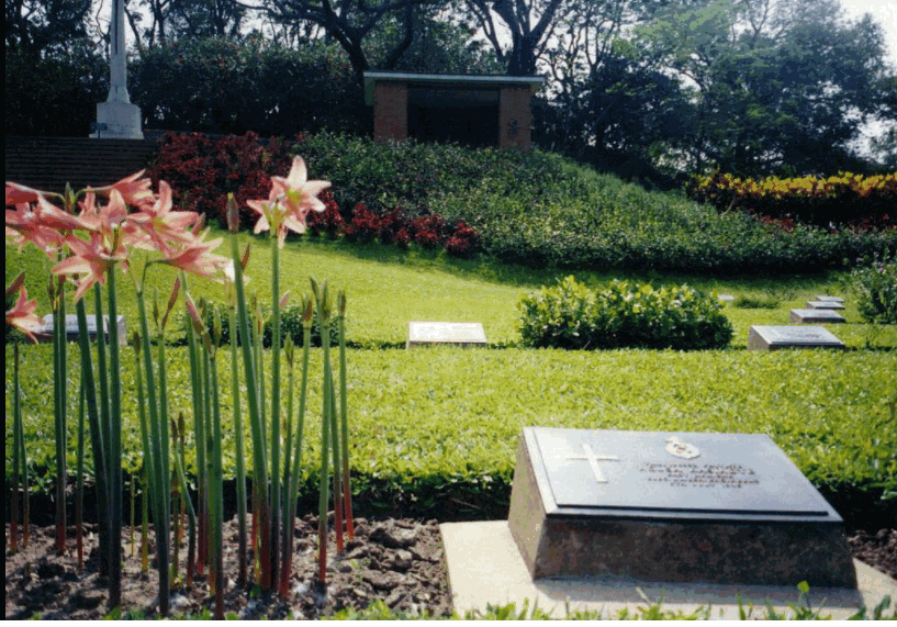 Maynamati War Cemetery