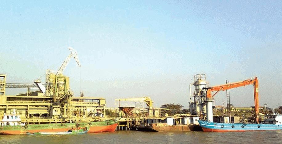 Mongla Port