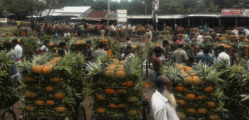 Pineapple Bazaar