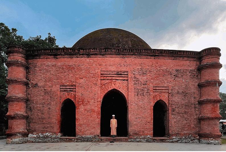 Ranobijoypur Mosque