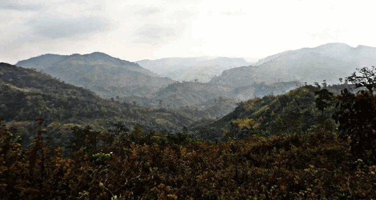 Saka Haphong Mountain