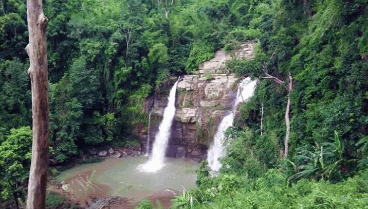 Tlabong JhornaOr Double Falls