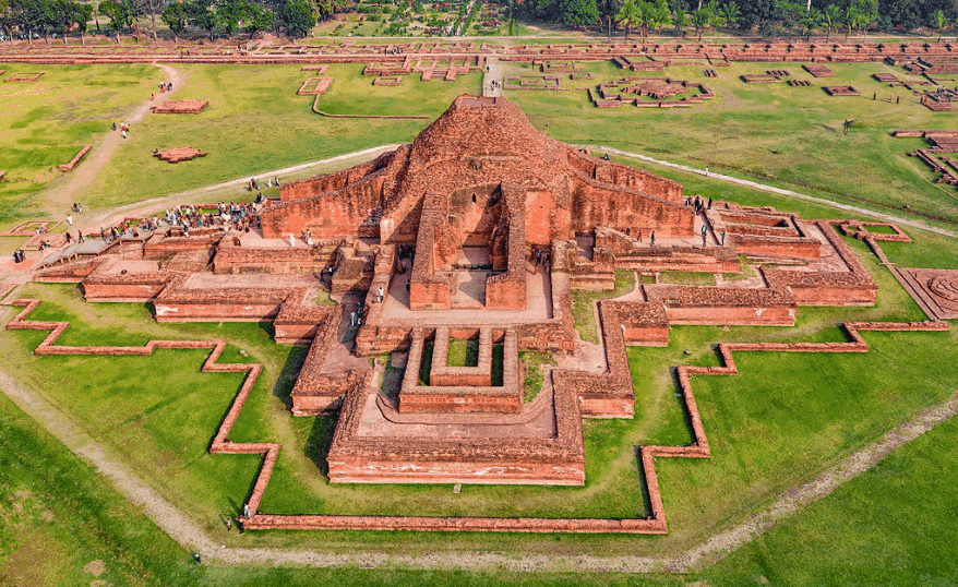 Paharpur Buddhist Bihar