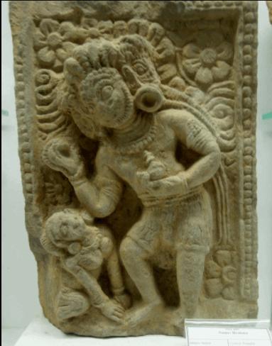 Paharpur Museum