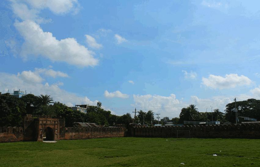 Sonakanda Fort
