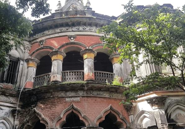 Ujani Rajbari