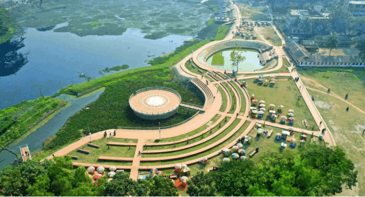 Narosunda Lake