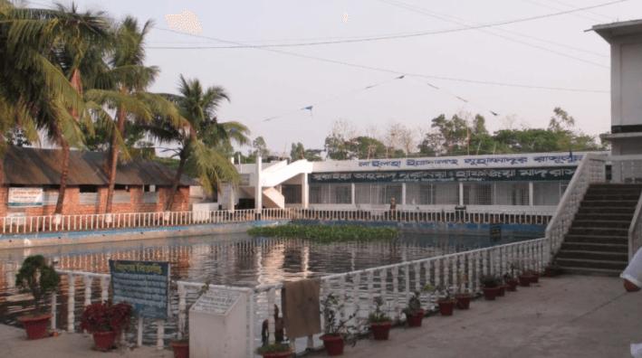 Hazrat Shahrasti Shrine