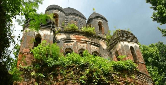 Sonabaria Mathbari Temple