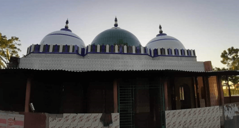 Three-Domed Mosque
